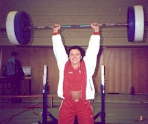 Aneta Florczyk- Champion powerlifter and Olympic weightlifter for her home country of Poland. She is now training for international Strongwoman Competitions.