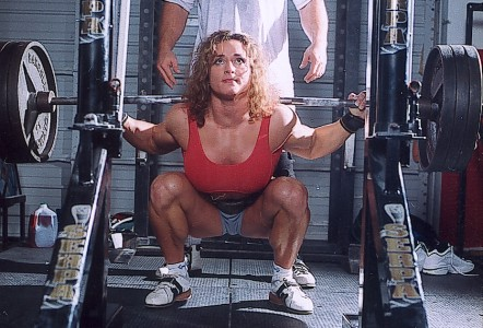 Jill Mills: The strongest woman in the World! Click here to check out Jill's website.